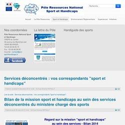 Réseau National Sport et Handicaps