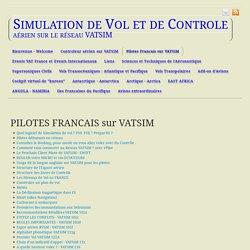 Vol en réseau,Voler en réseau,Simulation de vol et de controle aérien