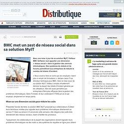 BMC apporte une dimension réseau social à MyIT