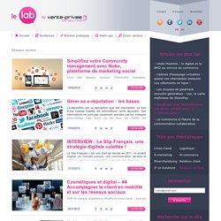Réseaux sociaux Archives - Page 2 sur 8 - Le Lab by vente-privee consulting
