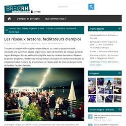 Les réseaux bretons, facilitateurs d'emploi