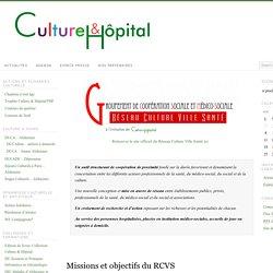 Réseaux Culture Ville Santé