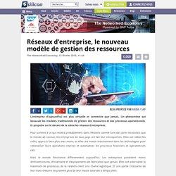 Réseaux d'entreprise, nouveau modèle de gestion des ressources