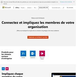 Réseaux sociaux pour les entreprises (RSE)