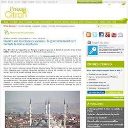 Guerre sur les réseaux sociaux : le gouvernement turc recrute 6.000 e-militants