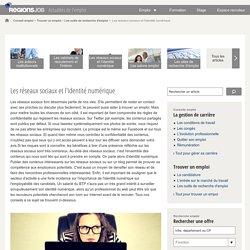 Les réseaux sociaux et l'identité numérique