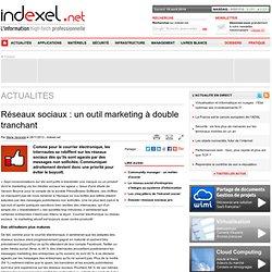 Réseaux sociaux : un outil marketing à double tranchant