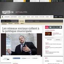 Montréal - Les réseaux sociaux collent à la politique municipale