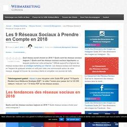 ▶ Les 9 Réseaux Sociaux qui Comptent en 2016 [Guide Complet]