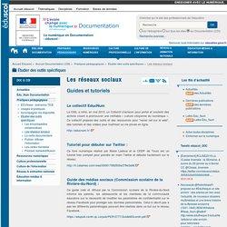Les réseaux sociaux — Documentation (CDI)