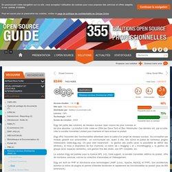 Elgg / Réseaux sociaux d'entreprise (RSE)