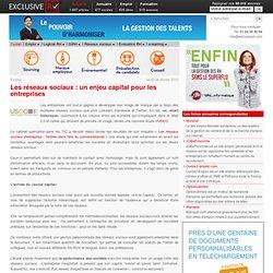 Exclusive RH - Les réseaux sociaux : un enjeu capital pour les e