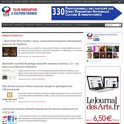 Club Innovation & Culture CLIC France