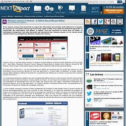 Réseaux sociaux et mineurs : le défaut des profils par défaut - PC INpact-Mozilla Firefox