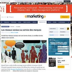 Les réseaux sociaux au service des marques