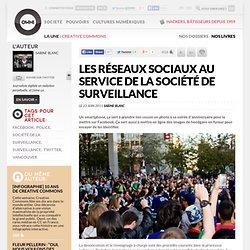 Les réseaux sociaux au service de la société de surveillance
