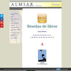 Reseñas literarias » Revista Almiar (Margen Cero)