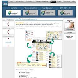 Media Welcome - Editeur de plate-formes de réservation multi-fournisseurs pour le tourisme et le voyage de loisirs.