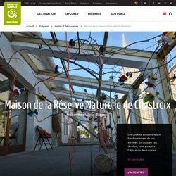 Maison de la Réserve Naturelle de Chastreix à Chastreix