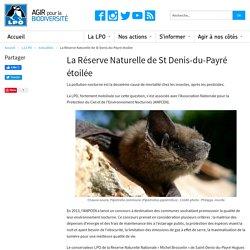 La Réserve Naturelle de St Denis-du-Payré étoilée