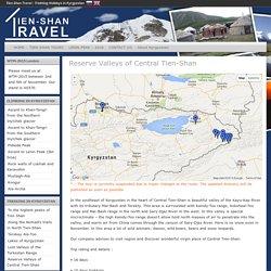 TIEN-SHAN TRAVEL – Trekking in Kyrgyzstan, Silk Road tours, ascents to Khan Tengri, Pobeda and Lenin peak