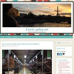 Les réserves du musée des arts et métiers