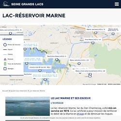 Lac-réservoir Marne