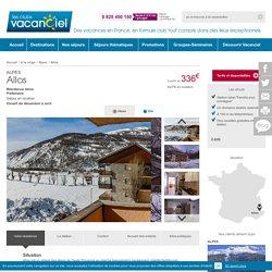 Résidence d'Allos - Location pour séjour au ski