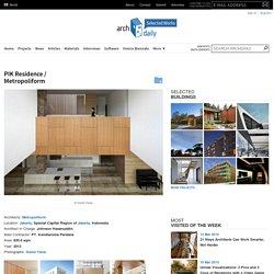PIK Residence / Metropoliform