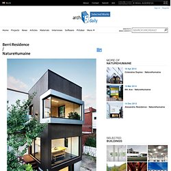 Berri Residence / NatureHumaine