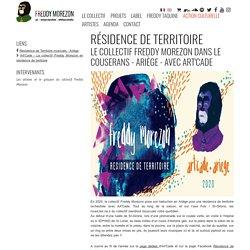 Résidence de territoire avec Art'Cade - Ariège - Freddy Morezon