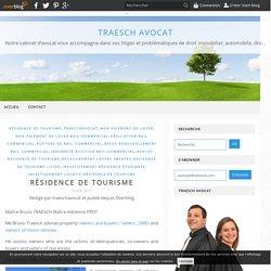 Résidence De Tourisme - Traesch Avocat