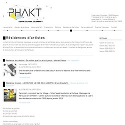 PHAKT - Centre Culturel Colombier
