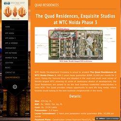 WTC Noida .