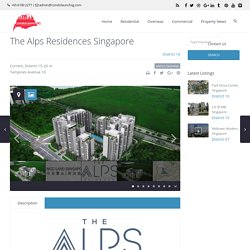 district 21 to 28 properties Singapore