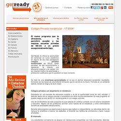 Colegio Privado residencial - 17.900€! - Año escolar en el extranjero en GetReady.es