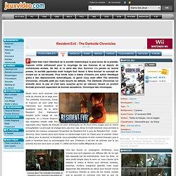 Test de Resident Evil : The Darkside Chronicles sur Wii