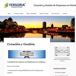 Abrir empresa en Irlanda para no residentes