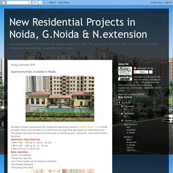 Apartments/Flats Available in Noida