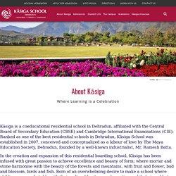 Residential Boarding Schools in Uttarakhand - Kasiga