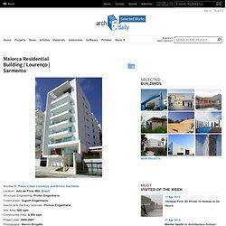Maiorca Residential Building / Lourenço