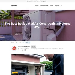 The Best Residential Air Conditioning Systems 2021