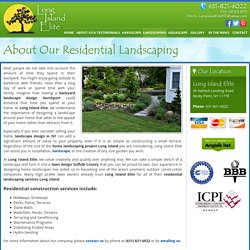 Home Landscaping Project Long Island - Long Island Elite Landscaping Construction