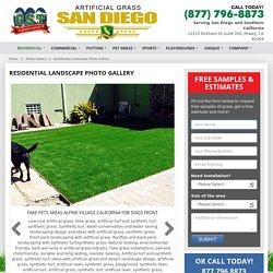 California Water Crisis – Artificial Grass