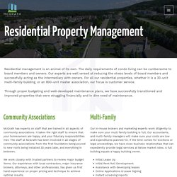 Best Residential Property Management Service Provider