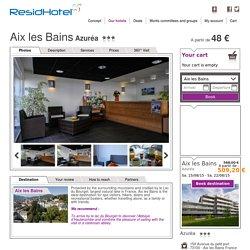 ResidHotel location de résidence