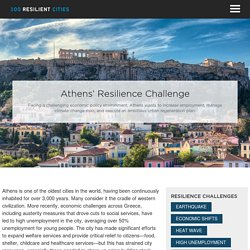 Athens' Resilience Challenge