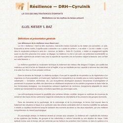 Résilience-DRH-Cyrulnik