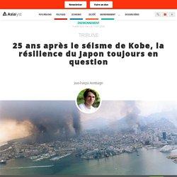 25 ans après le séisme de Kobe, la résilience du Japon toujours en question