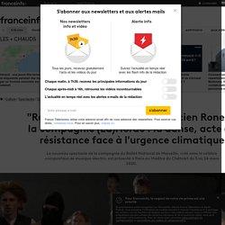 """""""Room with a view"""" par le musicien Rone et la compagnie (La)Horde : la danse, acte de résistance face à l'urgence climatique"""